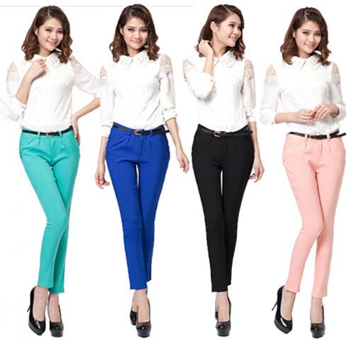 Женские брюки Women Pants 2015 s/xl 9001LQC женские леггинсы dy s xl 2015
