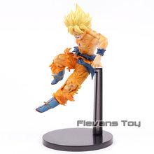 Dragon Ball Z Jogo Fabricantes VS Super Saiyan Goku Freeza PVC Boneca Figura Collectible Toy Modelo(China)