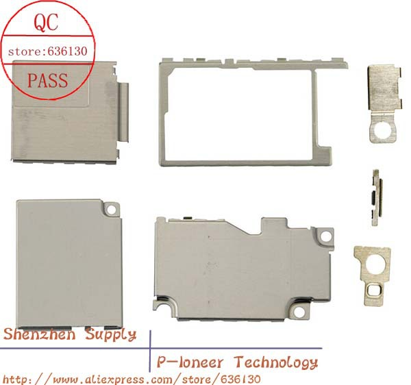 100% Guarantee Original Mainboard EMI Shields for iPhone 6(4.7 inch) free shipping