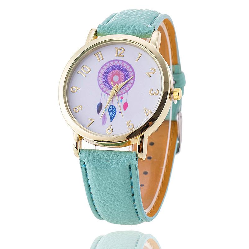 Fashion Dreamcatcher Watch Casual Women Wristwatch Luxury Quartz Relogio Feminino Gift - aiwise store