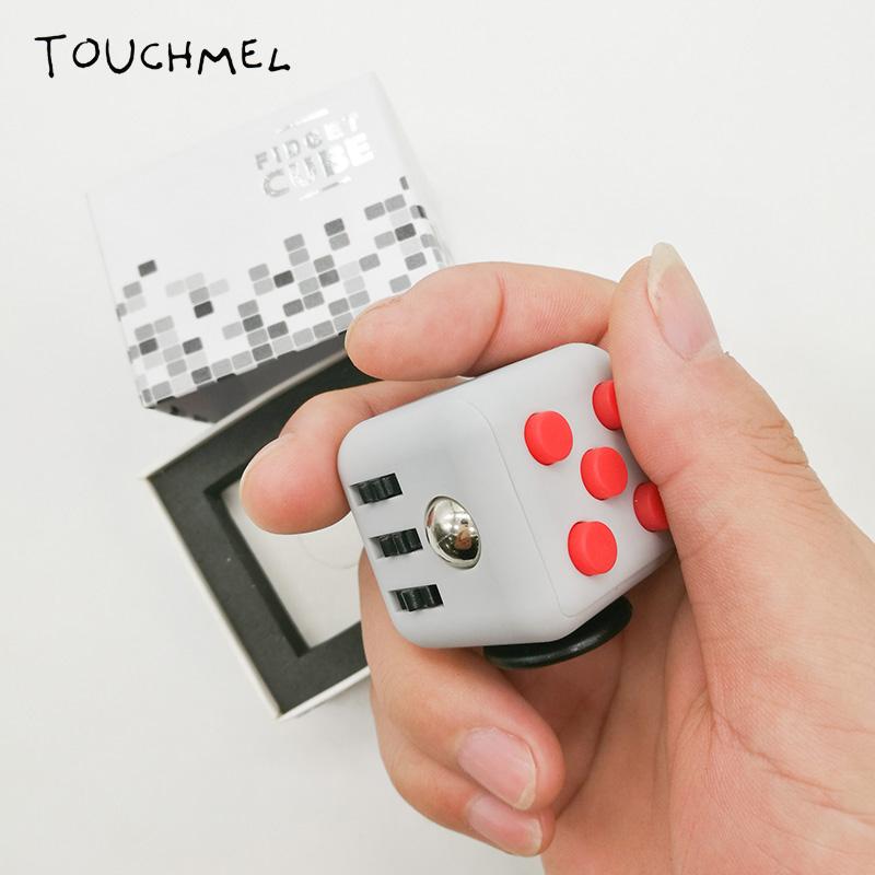 Original Fidget Cube Spinner Vent Toy Anti Stress EDC
