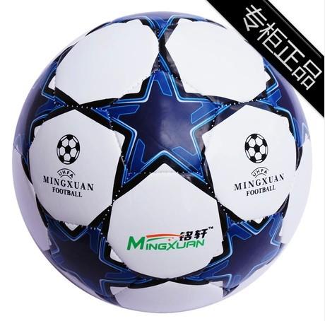 Premier league European champion league Soccer ball High quality football PU size 4/size 5 soccer ball Free shipping(China (Mainland))