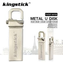 Kingstick mini key usb flash drive 2.0 8gb 16gb 32gb 64gb memory USB stick usb pendrive flash stick pen drive freeshipping(China (Mainland))