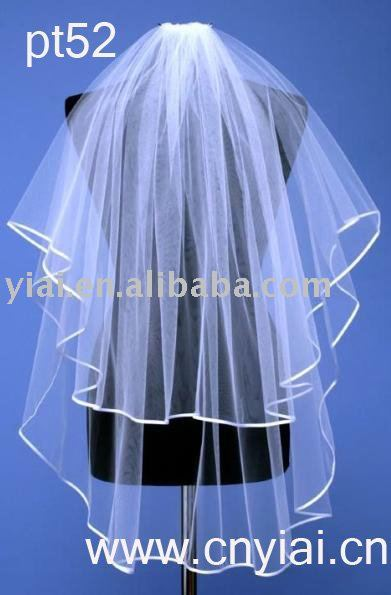 2010  new bridal wedding veil