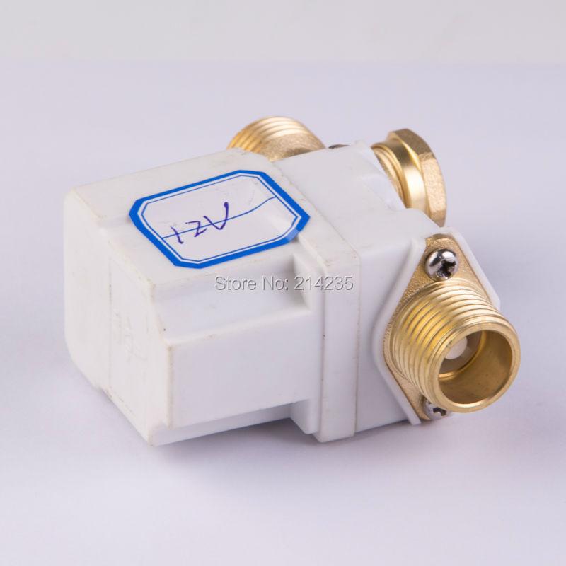 12V Water heater solenoid valve DCF-1