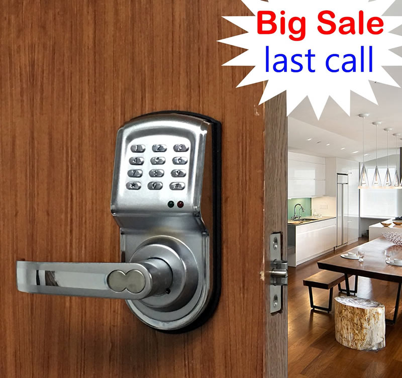 free shipping os88 electronic password locks digital code keypad single latch door lock brand. Black Bedroom Furniture Sets. Home Design Ideas