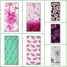 Buy Premium Soft TPU Painted Back Case Sony Xperia C5 Phone Cases Cover Sony C5 Ultra E5553 E5506 Housing Bag Skin Shell for $1.25 in AliExpress store