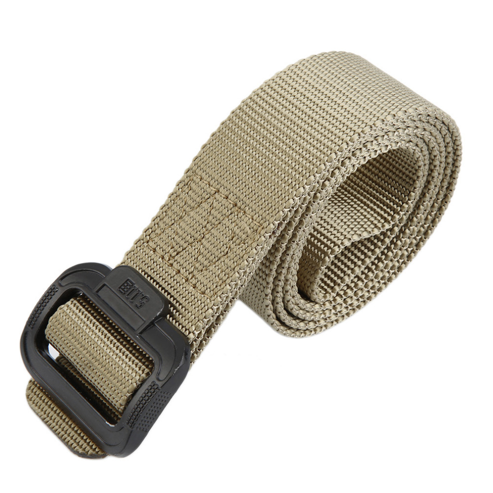 Classic Navy Army Belt Tactical Military Nylon Wide Strap US Survival Combat Rigger 2 Colors Fast Free Shipping New Hot Selling(China (Mainland))
