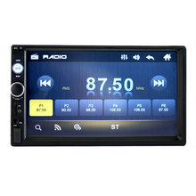7″ Double DIN For Car MP5 Bluetooth Touch Screen Rearview Sighting Camera 70101B