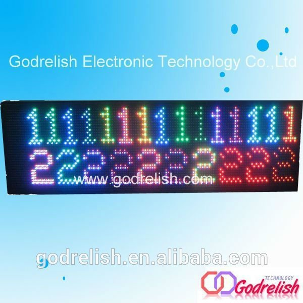 Hot selling led display screen price for wholesales(China (Mainland))