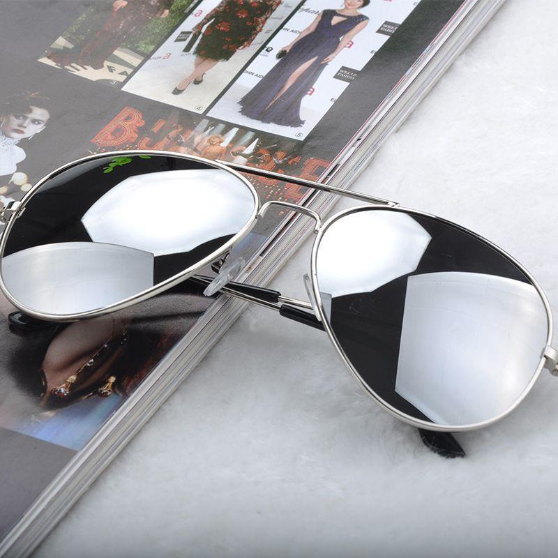 Women Sunglasses Goggle Glasses Summer Style High Quality Mirror Metal Eyewear Fashion UV Protection 400 Sunglasses PMHM041*90(China (Mainland))