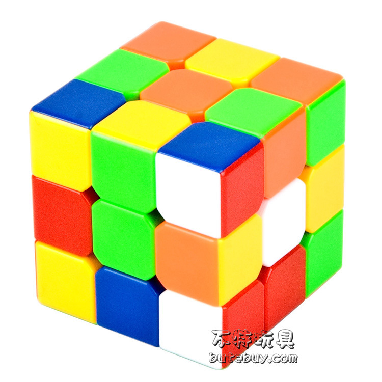 Puzzle game supplies magic square cubo six solid color cubos magico neocube magic cube order three manufacturer sell wholesale(China (Mainland))