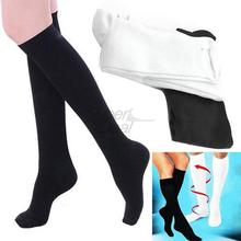 Comfortable Relief Soft Unisex Miracle Socks Anti-Fatigue Compression Stockings Soothe Tired Legs