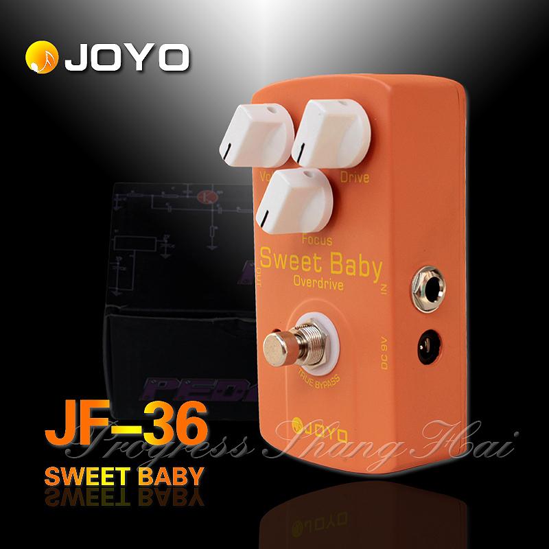 JOYO JF-36 Sweet Baby electric guitar pedal