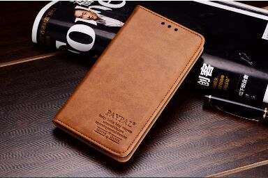 High quality Paypal genuine leather cases for Lenovo Note 8 A936 cell phone cases for Lenovo A936 phone bags free shpping(China (Mainland))