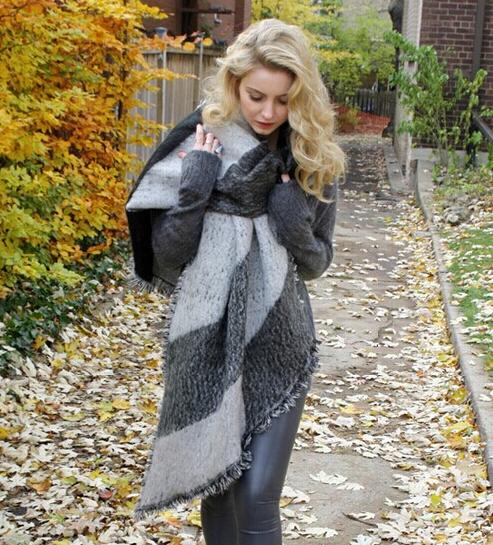 2016 новых осенью и зимой толстые высокое качество шерстяные шарфы несколько он Gezi длинный участок прямоугольный треугольник шаль