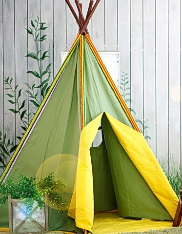 2015 Real Baby Tents Infantil Tent Children Giving Tree Children's Large Dollhouse Game House Shipping Baby Photography Props(China (Mainland))