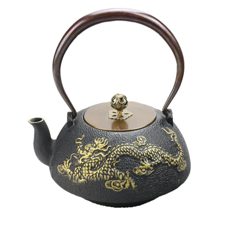 Popular cast iron dragon buy cheap cast iron dragon lots from china cast iron dragon suppliers - Cast iron dragon teapot ...