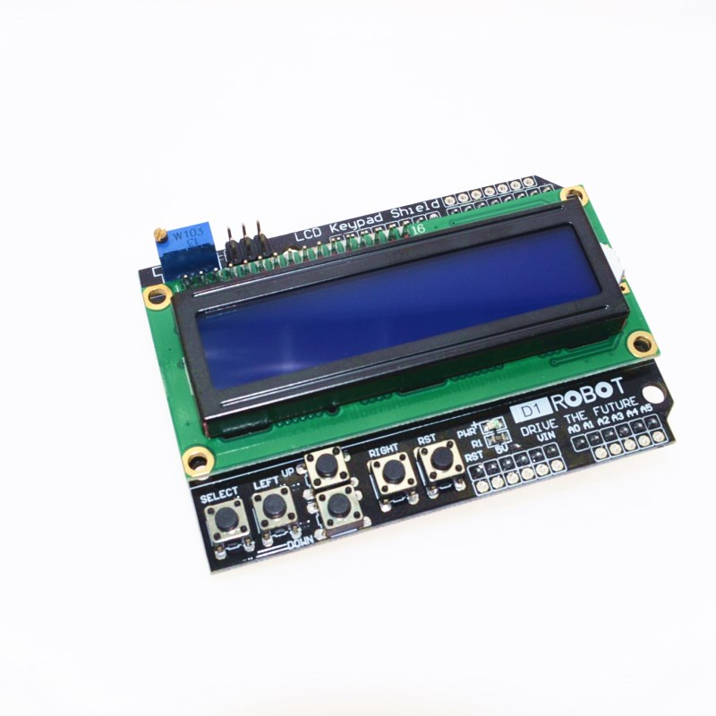 Pcs lcd keypad shield module display for