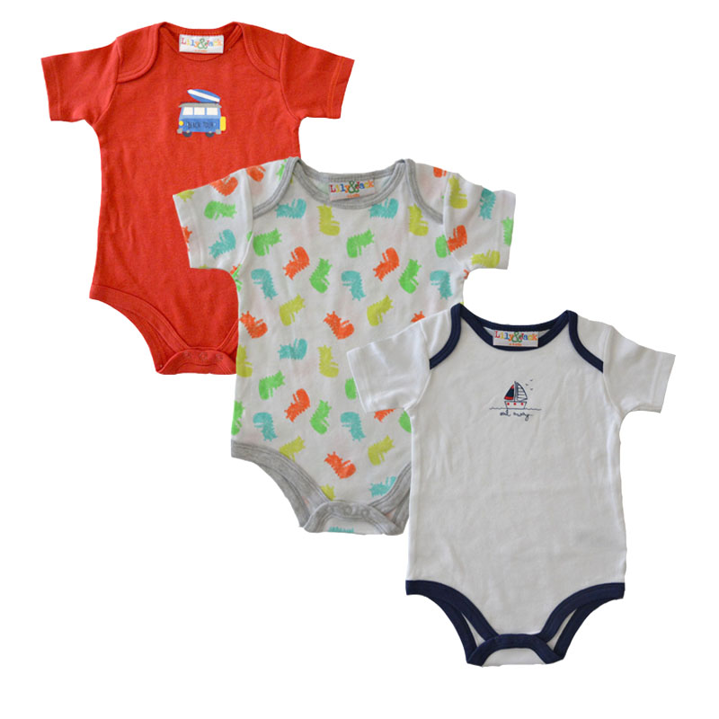 Body Baby Bebe Rompers Boy Girl Clothes Short Sleeve