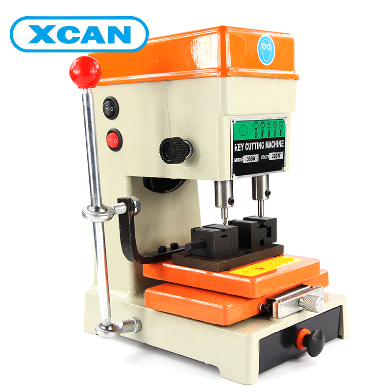 XCAN 368A Copied into accurate practical machinery key cutting machine locksmith tools for opening locks car locksmith tools(China (Mainland))