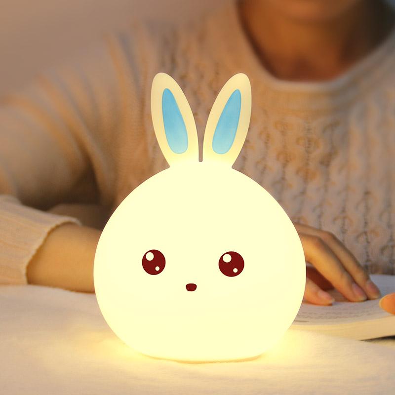 Comparer les prix sur pink bedside table online shopping for Lampe de chevet lapin