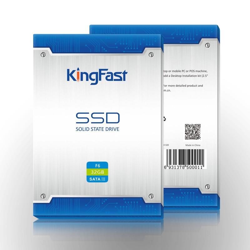 """ถูก F6 King F Ast 7มิลลิเมตรบางเฉียบโลหะ2.5 """"internal128GB SSD/HDD SATA3 6 GBpsของแข็งรัฐดิสก์สำหรับโน๊ตบุ๊คและเดสก์ท็จัดส่งฟรี"""