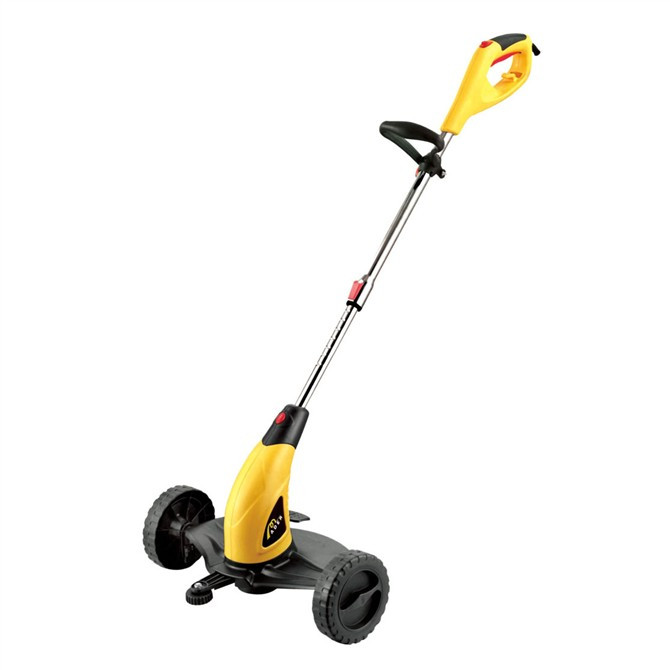 small home lawnmower electric mower with wheels trimming. Black Bedroom Furniture Sets. Home Design Ideas