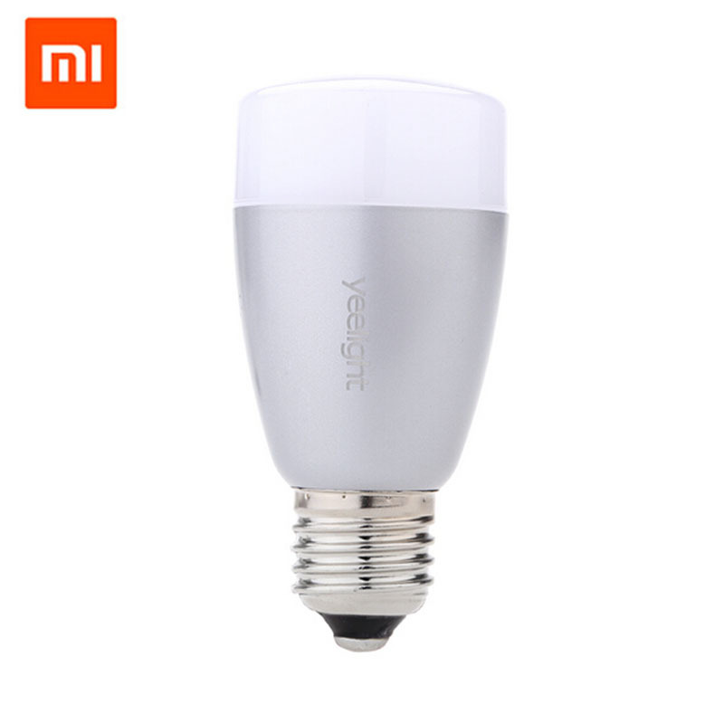 Xiaomi Yeelight Remote Control Smart Lamp Bulb Wireless Control LED Light for Xiaomi Router Xiaomi Smart Home(China (Mainland))