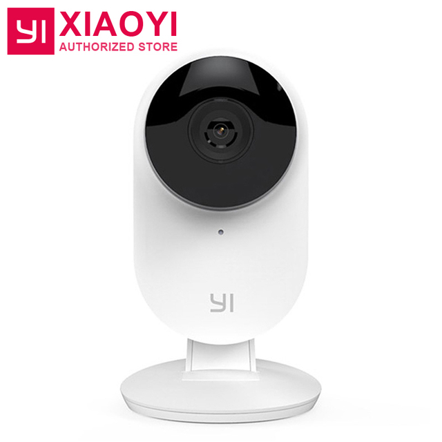 "[International Edition] Xiaomi YI Home Camera 2 FHD 1080P Xiaoyi Smart WiFi IP Camera 130"" Wide Angle Webcam Gesture Recognition"