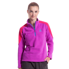 Brand Outdoor sport running travel Autumn and winter female womens for womanfleece Sweaters pullovers casual windproof thermal
