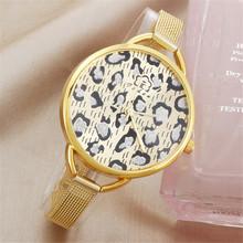 Mujeres personalidad Simple reloj del cuarzo fina pulsera de acero inoxidable para mujer del reloj de oro relojes de lujo reloj de vestir