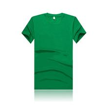 2015 Free Shipping new Slim dark green red orange blue gray black white T shirts Slim