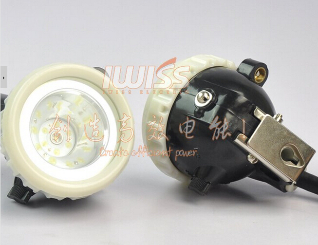 just only (1pcs) KL6LM LED mine lamp (headlamp) with 3W CREE LEDs/CE certification(China (Mainland))