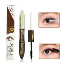 3 style Professional Volume Eye Mascara Makeup set Curler Eyelash Curling waterproof Mascara brand with Collagen(China (Mainland))