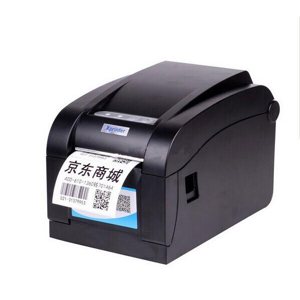 High quality original Direct Thermal Line 3~5Inch/Sec USB port Barcode Label Printer thermal barcode printer bar code printer(China (Mainland))