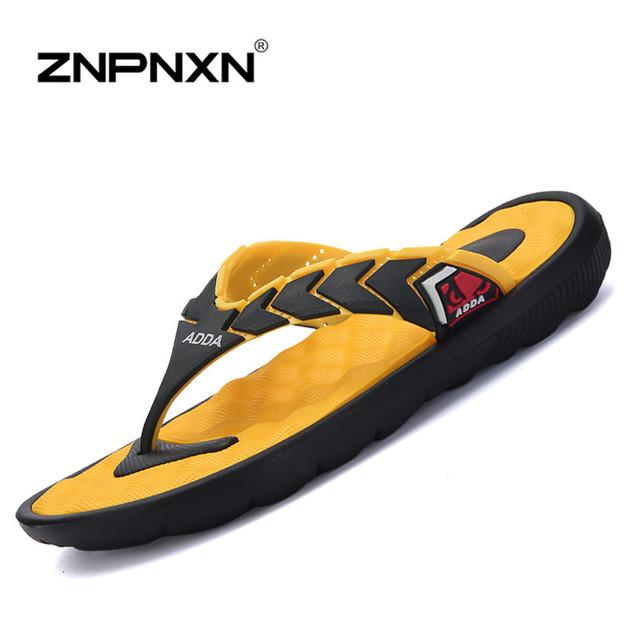 Npnxn мужчины тапочки летние домашняя обувь для мужчин анти-слип обувь для мужчин ...