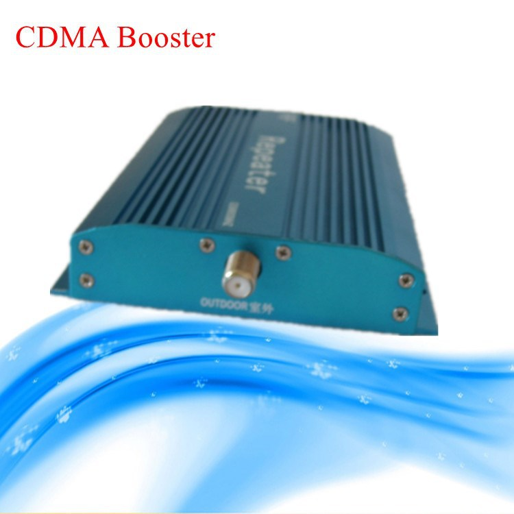 CDMA cell phone signal boosters 850MHz 60DB Gain CDMA Booster Repeater Amplifier(China (Mainland))