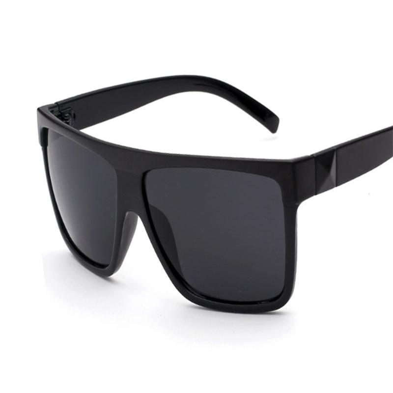 2016 Classic Retro Women & Men Sunglasses Big Box Frame ...