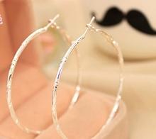 Brincos Orecchini de festa Fine jewelry Earring bijoux brinco fashion women pendientes gold Silver brand oorbellen