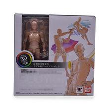 Corpo Kun Arquétipo Ele ELA Pálido Ver Action Figure DIY Cor Figura BodyKun Action Figure Modelo Toy Kids(China)