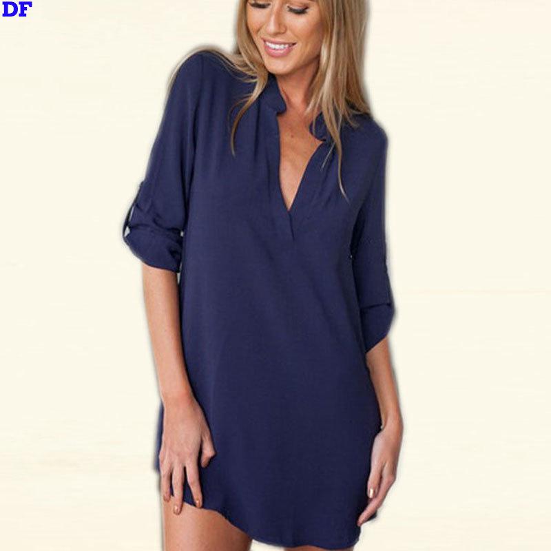 Sexy plus size sleep shirt