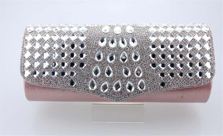 Fashion Rhinestone Ladies Clutch Hot Sale Crystal Designer Women Evening Bag Wedding Dinner Party Purse Chain Bolsa Mujer XA783C(China (Mainland))