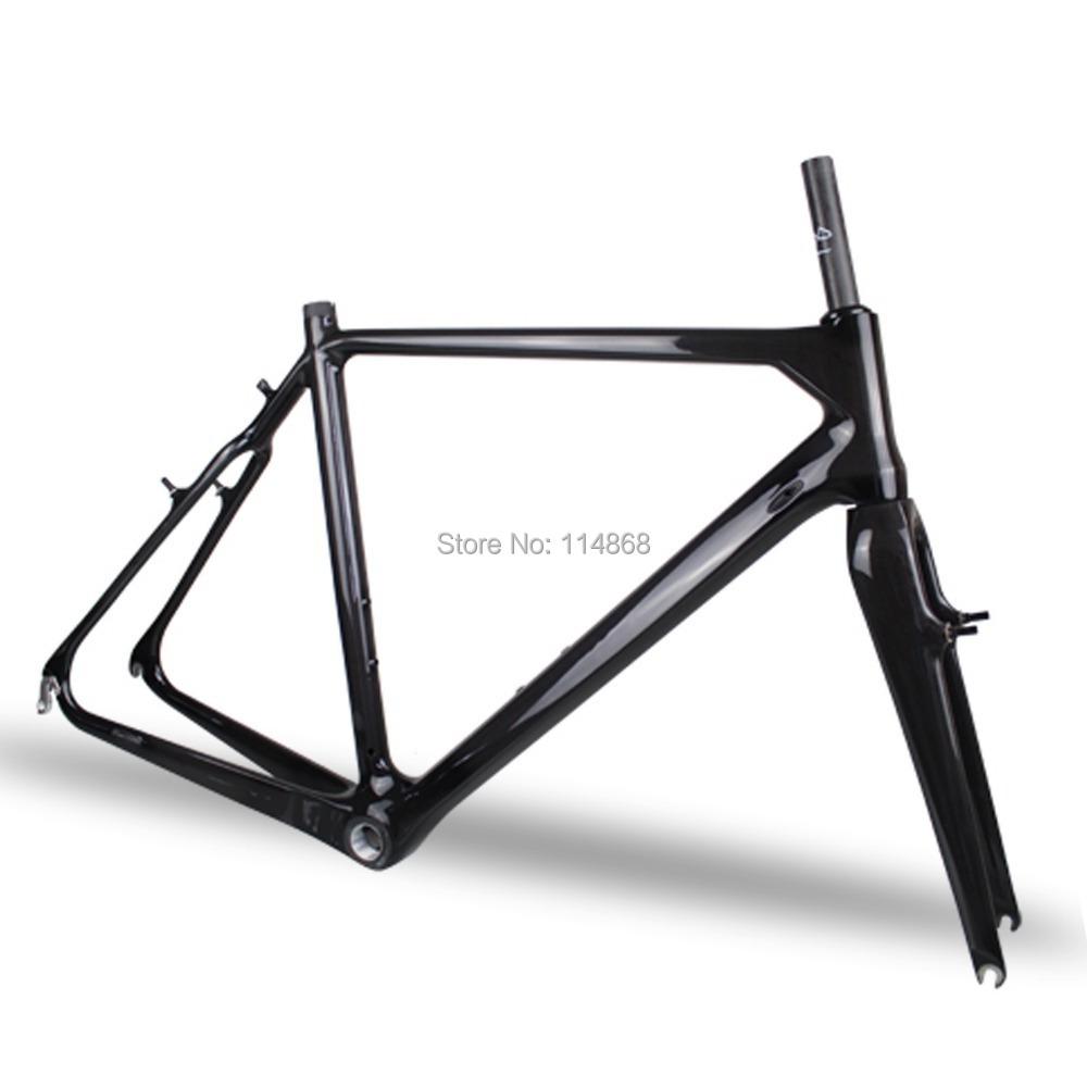 V brake carbon cyclocross frame,cyclocross frame carbon,carbon cyclocross bicycle frame BSA/BB30(China (Mainland))