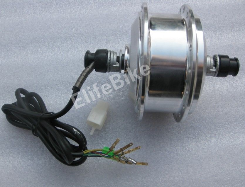 24V 250W M85 Front Electric Bicycle Bike eBike brushless gear Motor controller - ELifeBike store