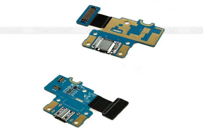 Free Shipping USB Charger connector flex cable replacement parts for samsung GALAXY Note 8.0 N5100