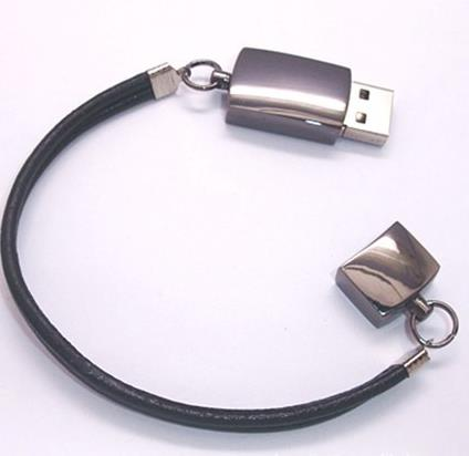 Free DHL shipping cost: 100pcs 16GB Metal bracelet usb flash drive wrist band flash pendrive real memory(Hong Kong)