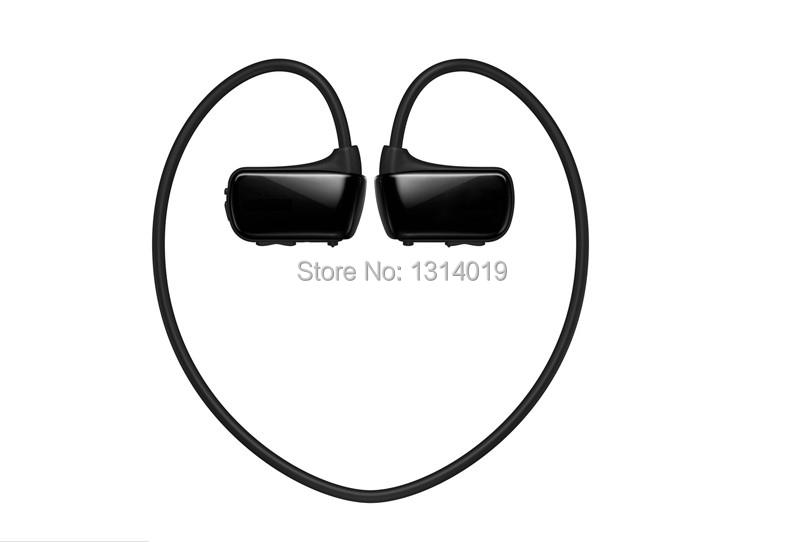 Real Capacity 4 GB W273 Water Resistant font b Sport b font Neckband font b Headphones