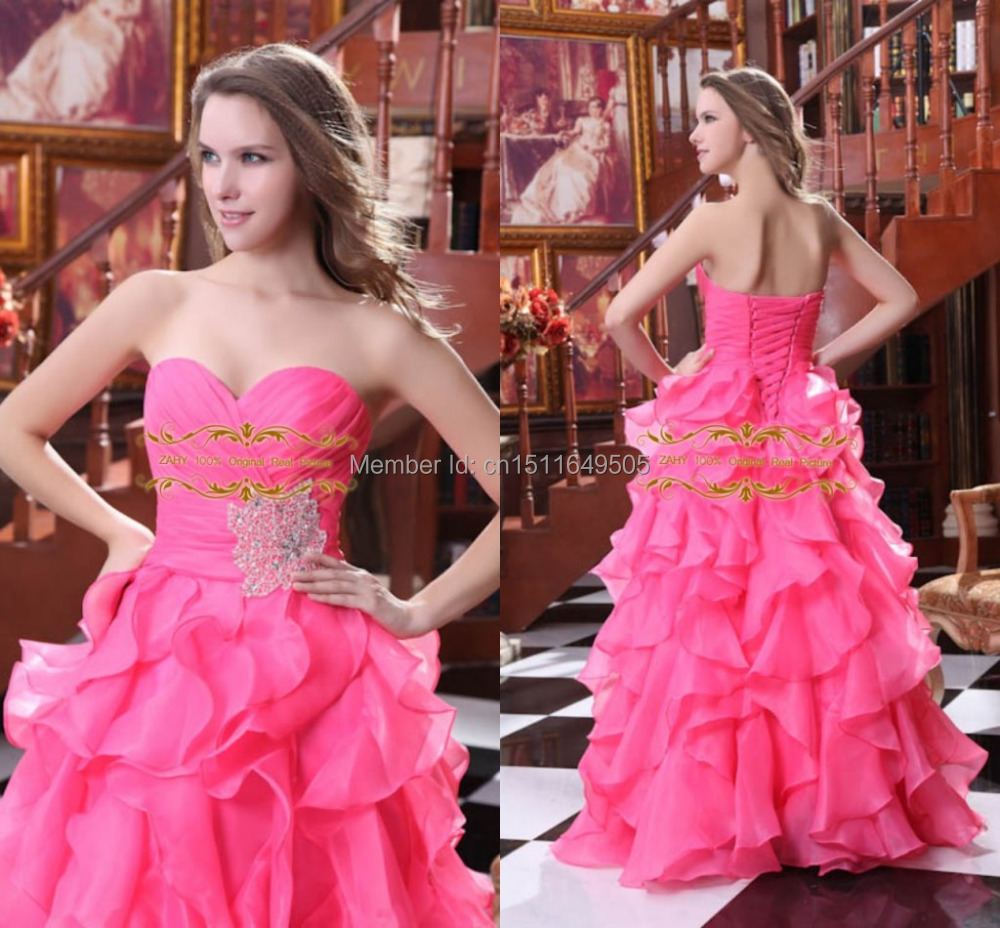 Sweetheart Ball Gown Prom Dress Real Image Lace-up Off the Shoulder Ruched Appliqued Prom Gown LAN042(China (Mainland))