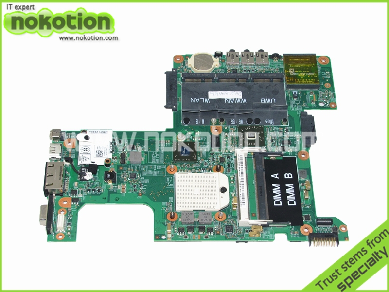 laptop motherboard for dell inspiron 1526 C951K CN-0C951K 48.4W001.03M AMD DDR2(China (Mainland))